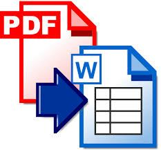 Easy Way To Convert PDF To Word Converter